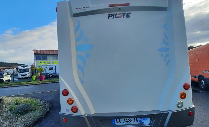 PILOTE EXPLORATEUR G 733 MERCEDES 3 L V6 184 CV !!!!!!