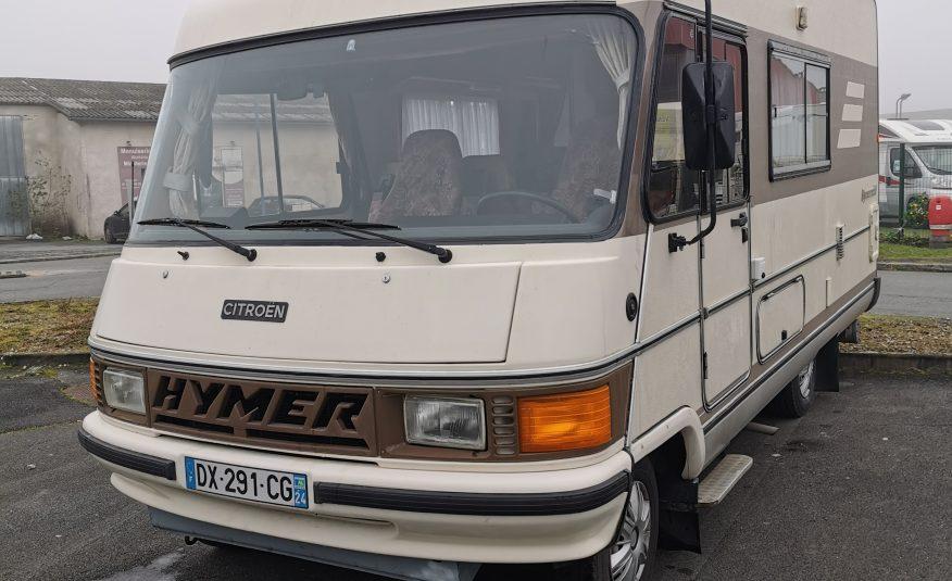 HYMER B544 LIT PAVILLON