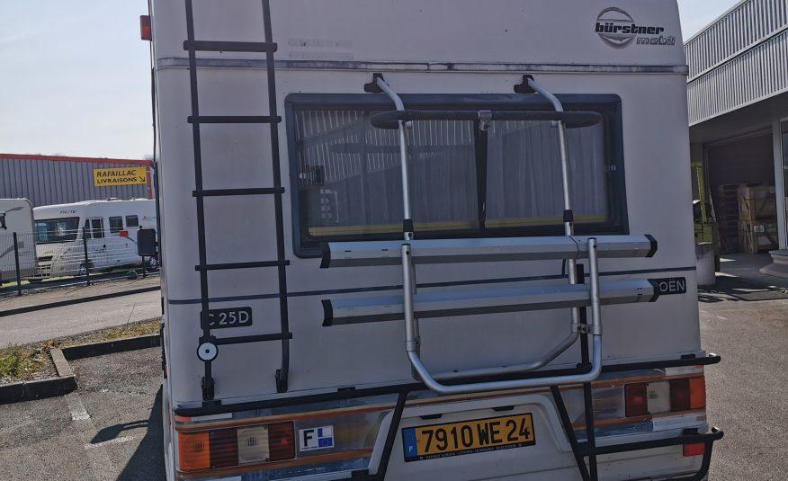 BURSTNER 620 SUR  C25 D