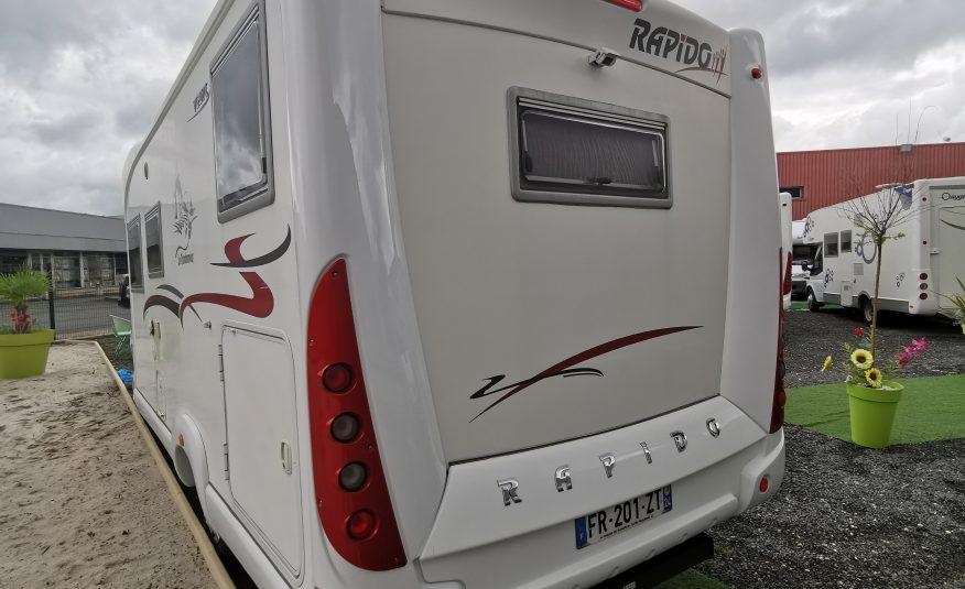 RAPIDO 7097 C LIT SUR SOUTE